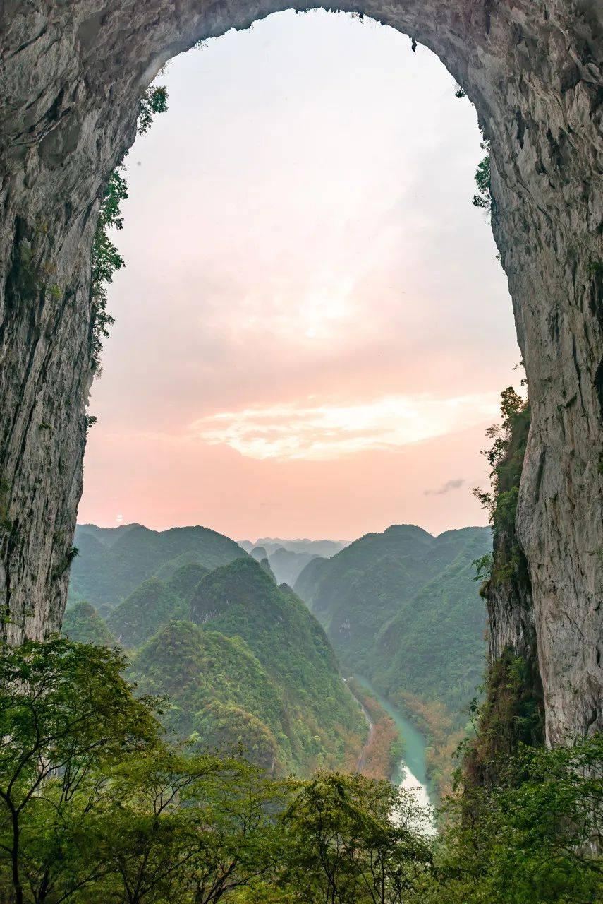 亚洲第一瀑布、1200+的溶洞,BBC多次追捧! 6月爽爽的城市