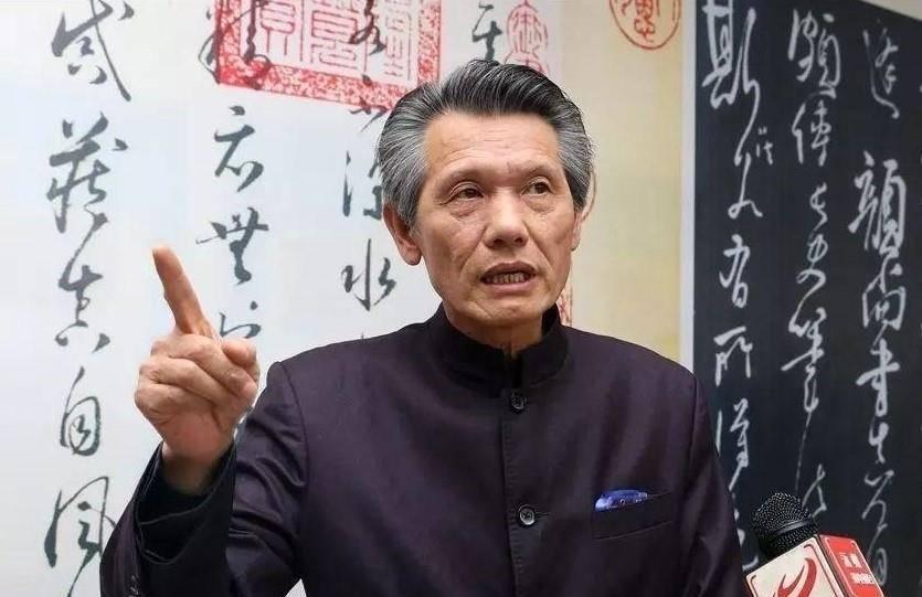 """书坛 书法·刘洪彪又自吹是书法史上的""""全能冠军"""",网友:好大的口气!"""