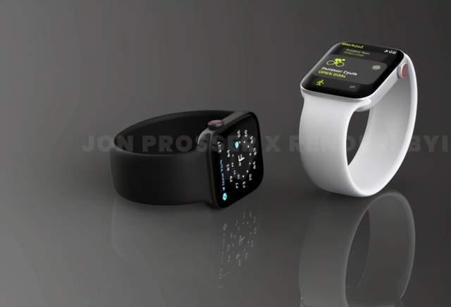 Apple Watch 7曝料来了,屏幕进一步加大,黑边得到缩小