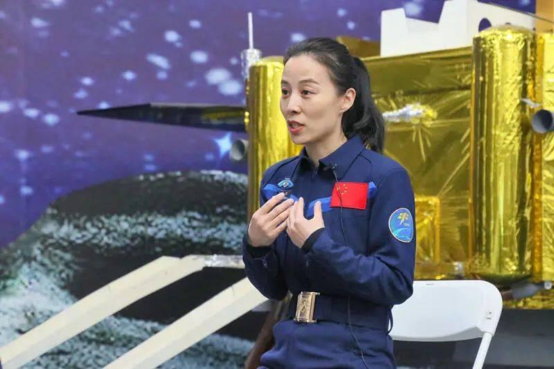 神舟十二号备份女航天员是山东姑娘 早前训练密照曝光