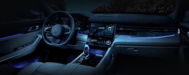 智慧旗艦SUV——領克09,期待他的上市的價格!