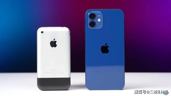 史詩般的速度測試讓蘋果的iPhone 12與原版iPhone對壘