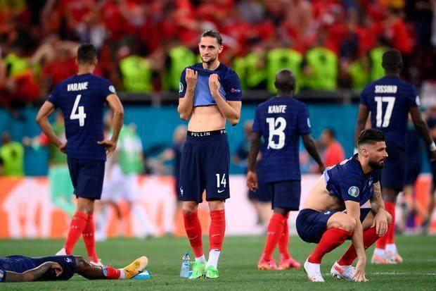 ku游娱乐王勤伯:法国队无性不欢?40分钟体能怎打裁减赛