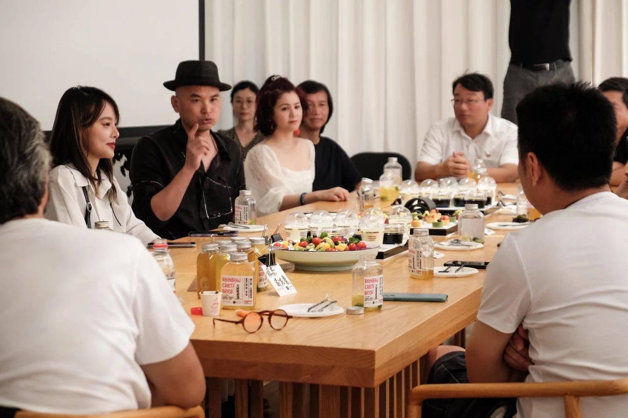 """厦门103研究所落成,首展呈现蔡江南的""""交错的秩序"""""""