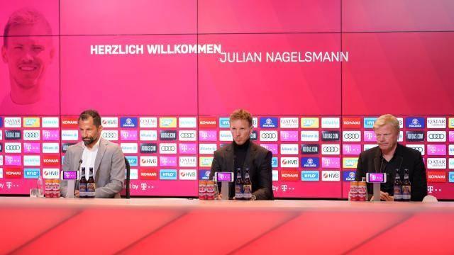 纳格尔斯曼正式上任:新赛季战术不会有太大变动