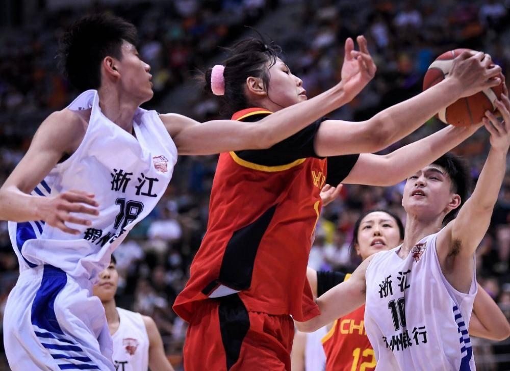 输球也不怕!中国女篮主动挑战男队,只为奥运远大目标_娱乐社区注册