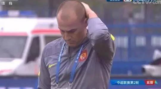 国足方面向广州队道歉 费南多受伤或因急于加练所致