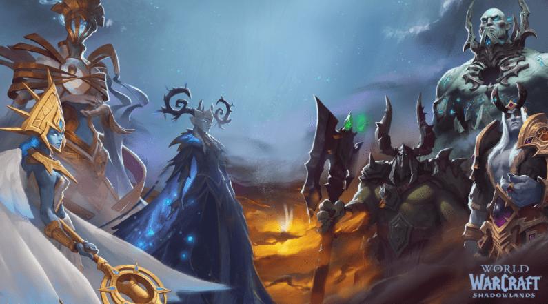 一张月卡探索三个世界,盘点《魔兽世界》三个版本法师职业的地位
