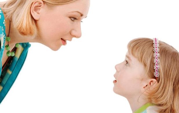 孩子一说话就让其闭嘴 宝妈要学会