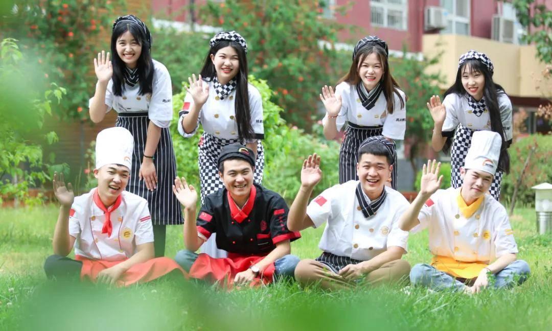 同学说:原来新东方烹饪学校是这样的……