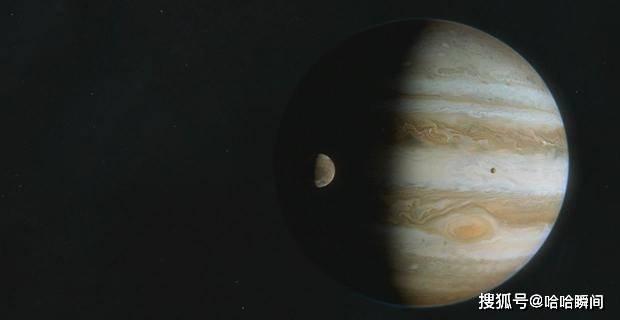 木卫三含水量或是地球的30倍以上,有1条长达7800公里的痕迹