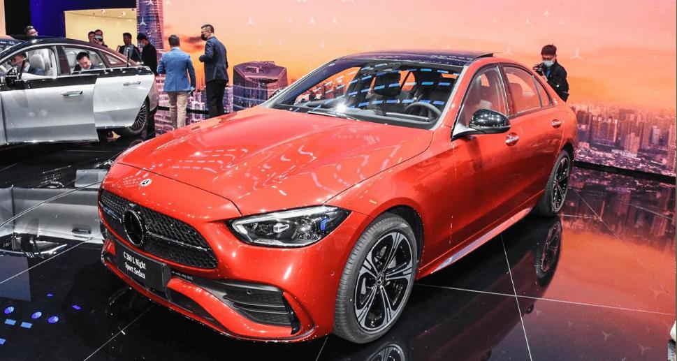 轴距超进口E级全新一代国产奔驰C级有望成都车展正式发售0om