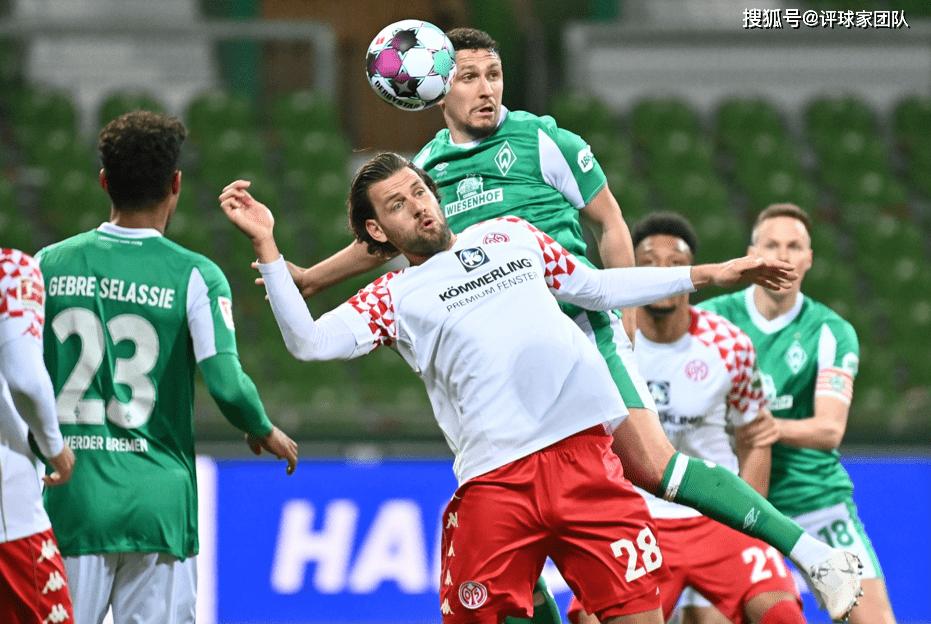 评球家|德乙:杜塞多夫VS不莱梅,降班马一年级大战二年级                                   图1