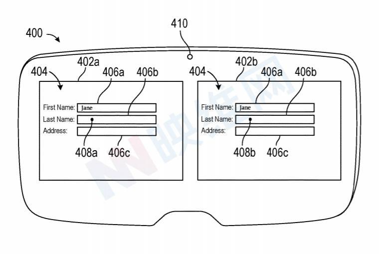 苹果专利提出在AR/VR