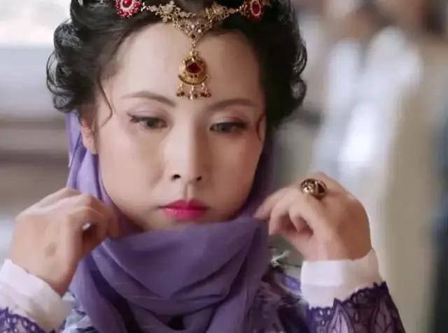 """图片[34]-""""武林第一美""""不要硬演,有人看一眼就沦陷,有人我想把她脸遮上-妖次元"""