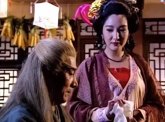 """图片[7]-""""武林第一美""""不要硬演,有人看一眼就沦陷,有人我想把她脸遮上-妖次元"""