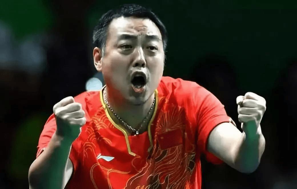 一个刘国梁,就是中国半部乒乓球史,执教14年带出14名世界冠军