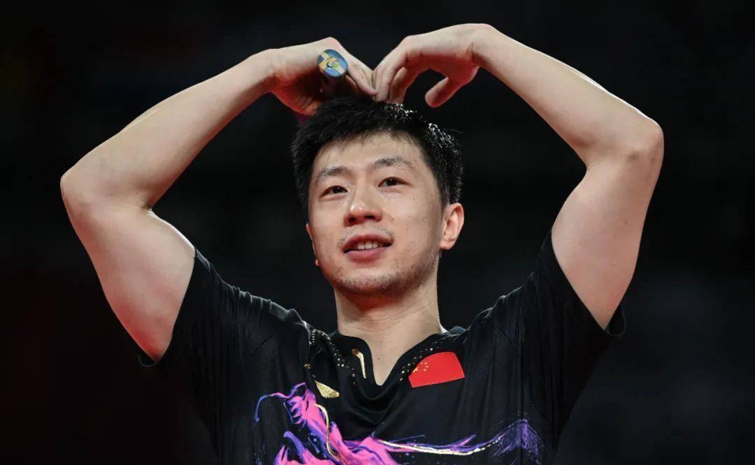 奥运男乒金牌第一人马龙:我的美丽人生,才刚刚开始!
