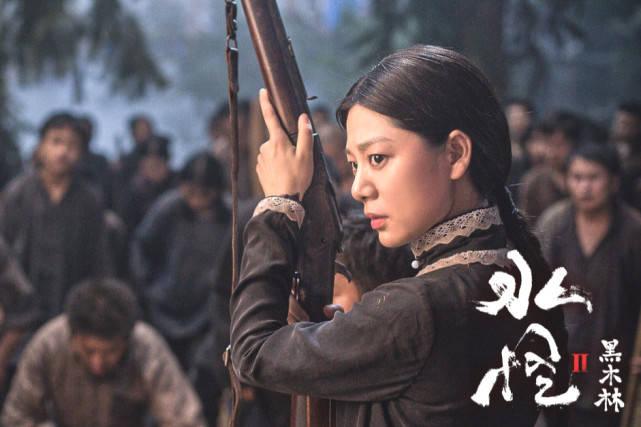 《水怪2:黑木林》:韩栋打莫少聪 王镇的中华民国看起来又美又美