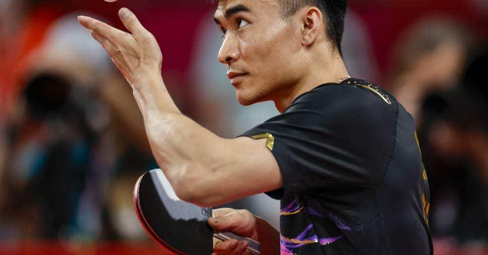 残奥乒乓球赛:老将新星同台竞技