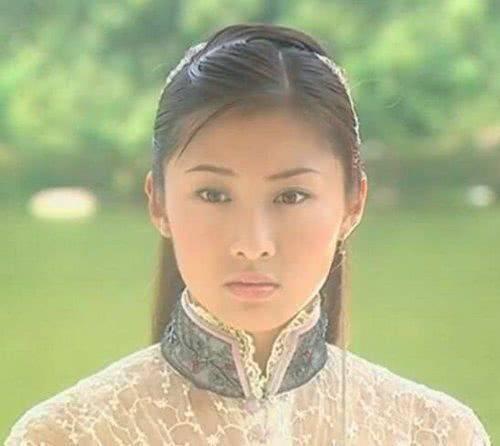 曾大获成功 蔡少芬和陈法蓉没有她漂亮 36岁时 她已经退出娱乐圈7年了