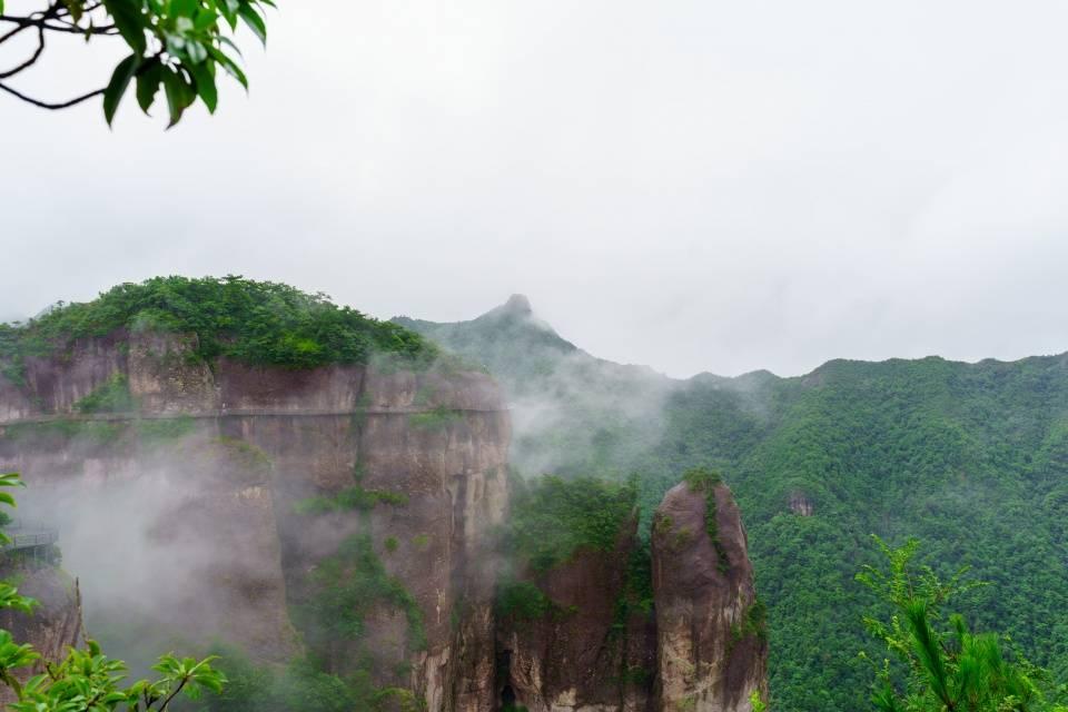 浙江旅行|神仙眷侣地,人间神仙居