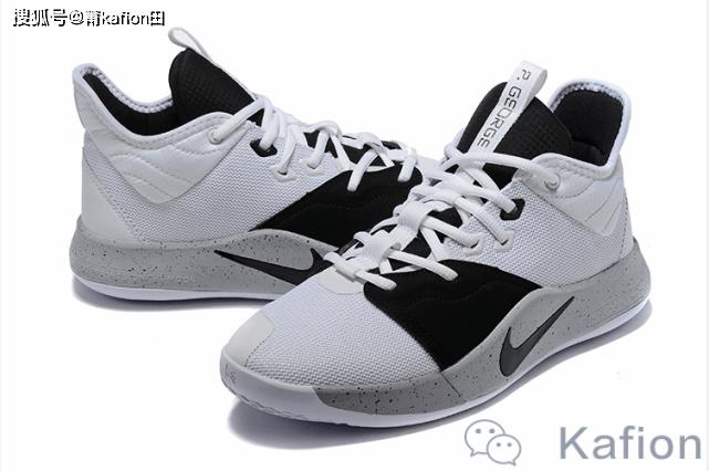 保罗·乔治三代休闲运动实战篮球鞋NIKEPG3
