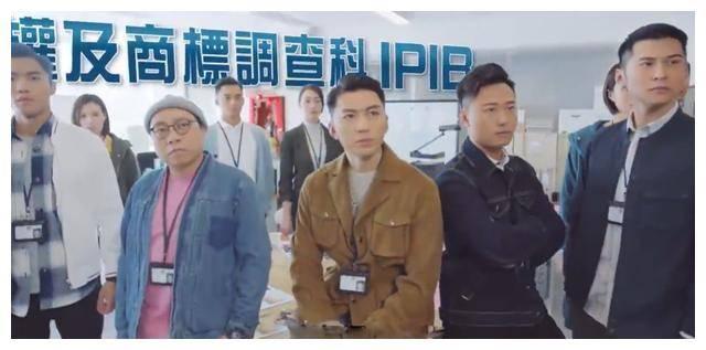 期待!电视剧新剧《把关者们》即将开播!香港的两位男神上演了一场对决