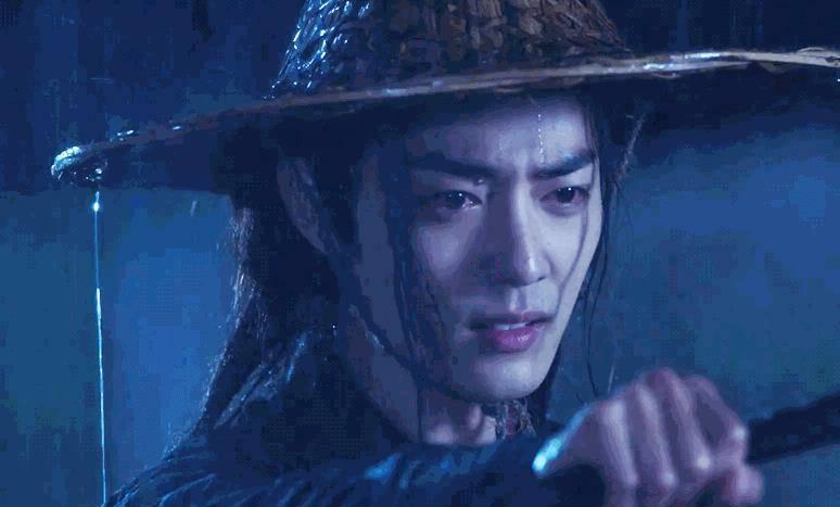 影视剧里的虐心美男:润玉哭到心碎,温客行则虐得肝疼