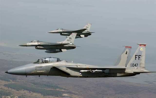 为什么局部战争中多是轻型战斗机F-16介入,很少听到F-15出动
