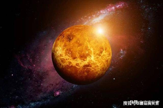 金星的内部是海洋世界?37座火山活跃,科学家在岩浆中找到了水