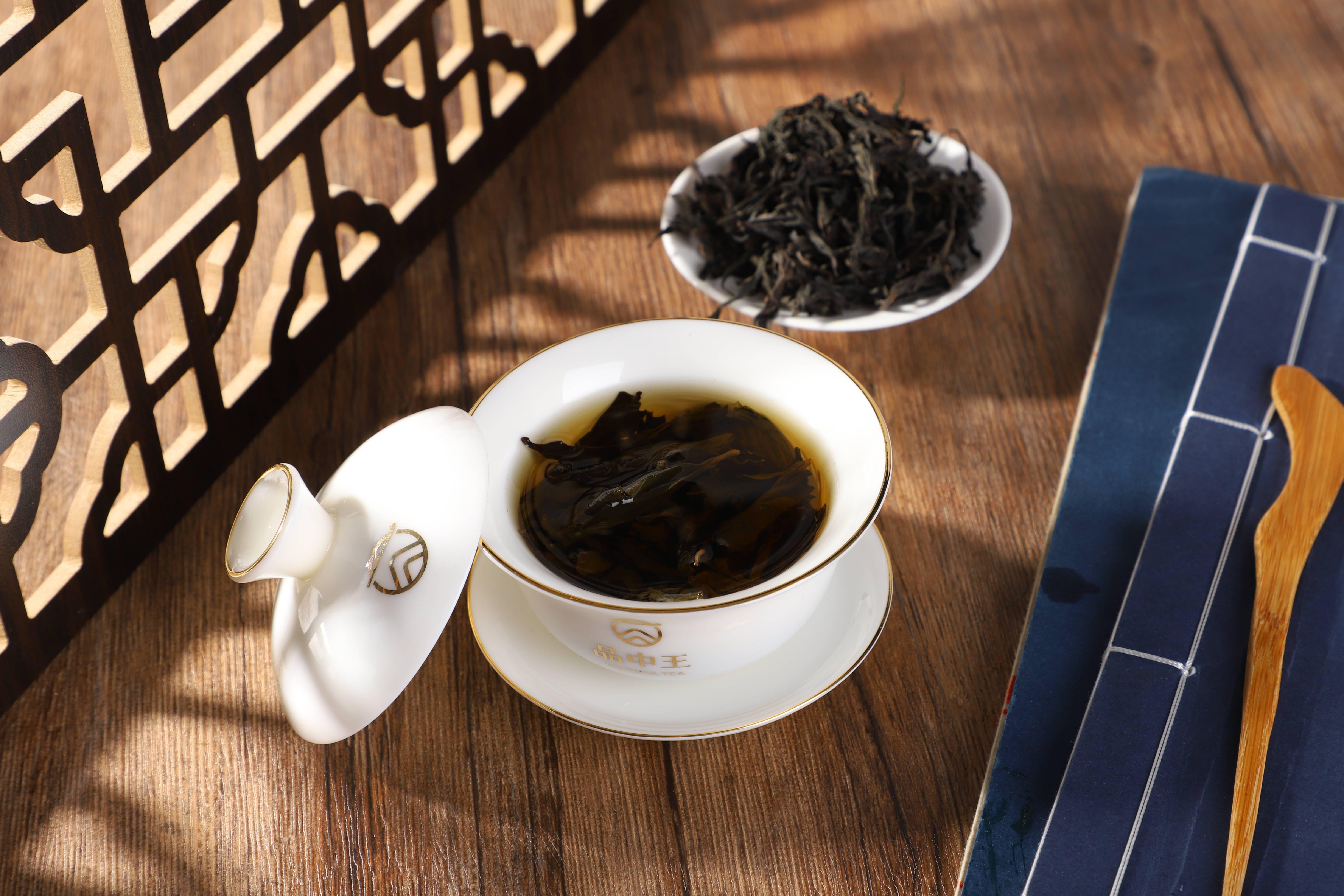 学习品鉴岩茶的建议
