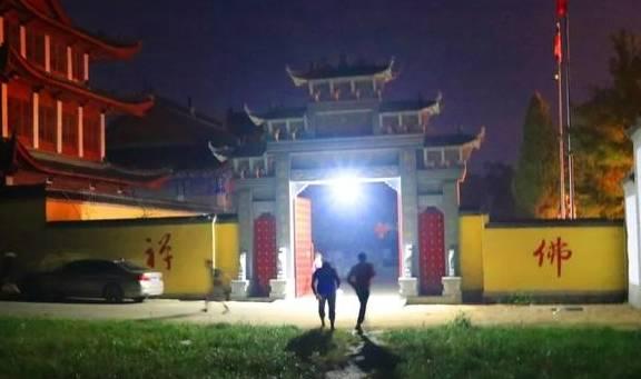 临朐有个玉泉寺