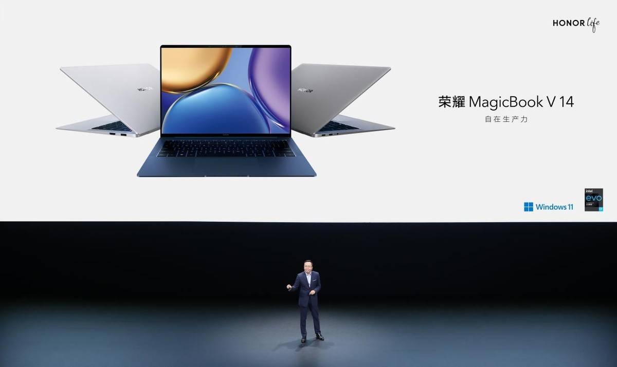 10.7亿色全面屏、高精度十点触控,荣耀MagicBook V 14树立旗舰级屏幕新标杆