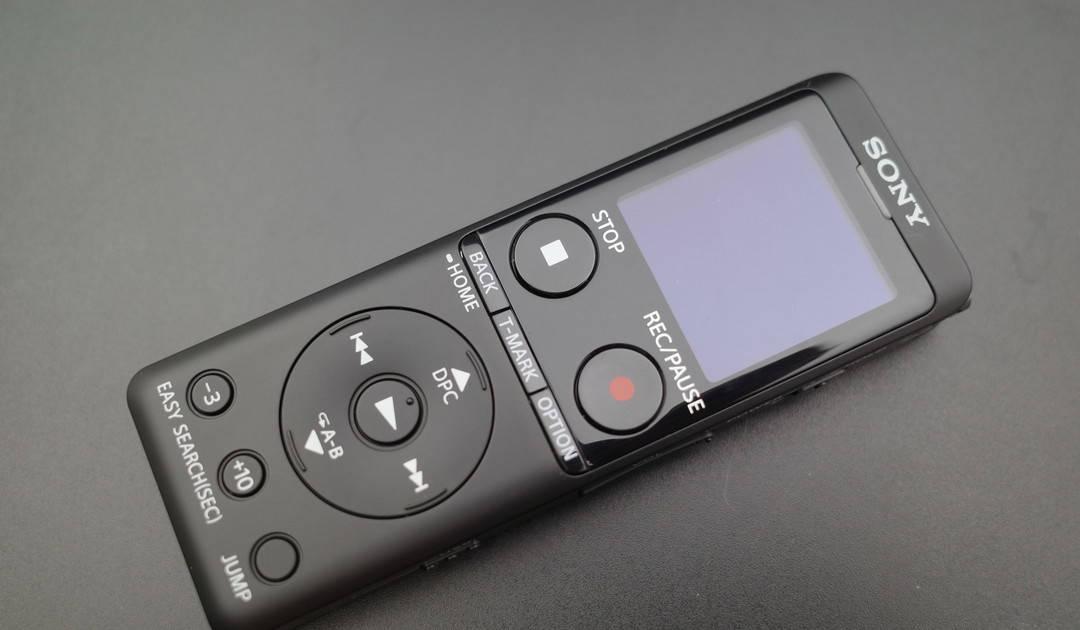 索尼ux570f:一款適合學生黨的錄音棒