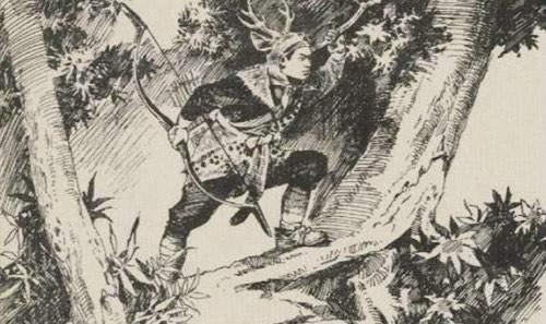 民间故事:猎人救下母鹿,母鹿衔麝香报恩,半年后猎人全家遭殃