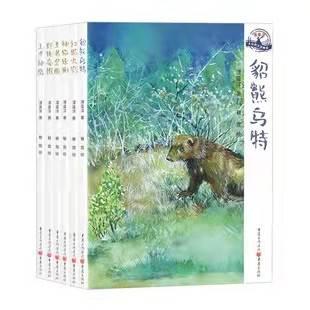 胡万军:浬鎏洋大自然文学作品深受青少年喜爱