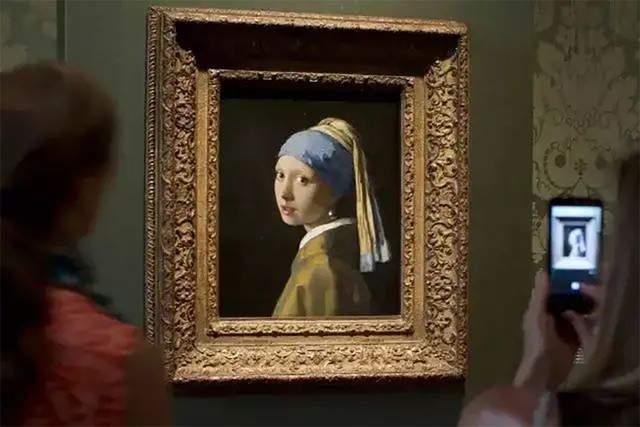 微绘《戴珍珠耳环的少女》 江诗丹顿为藏家特别定制