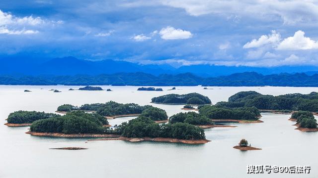 千岛湖神秘水下古城,原名为狮城,拥有千年历史,如今已涅槃重生