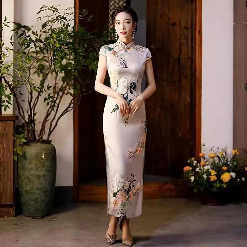 想要走出优雅迷人的旗袍秀,这十个技巧你一定要看,全是干货!