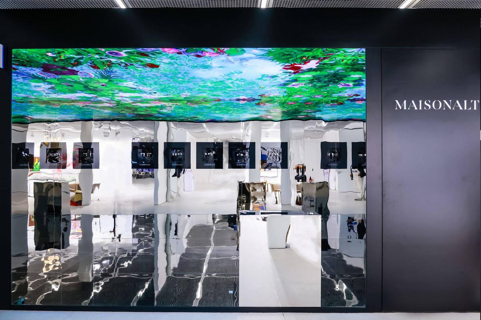独立珠宝品牌MAISONALT首次亮相DnA SHENZHEN设计与艺术博览会