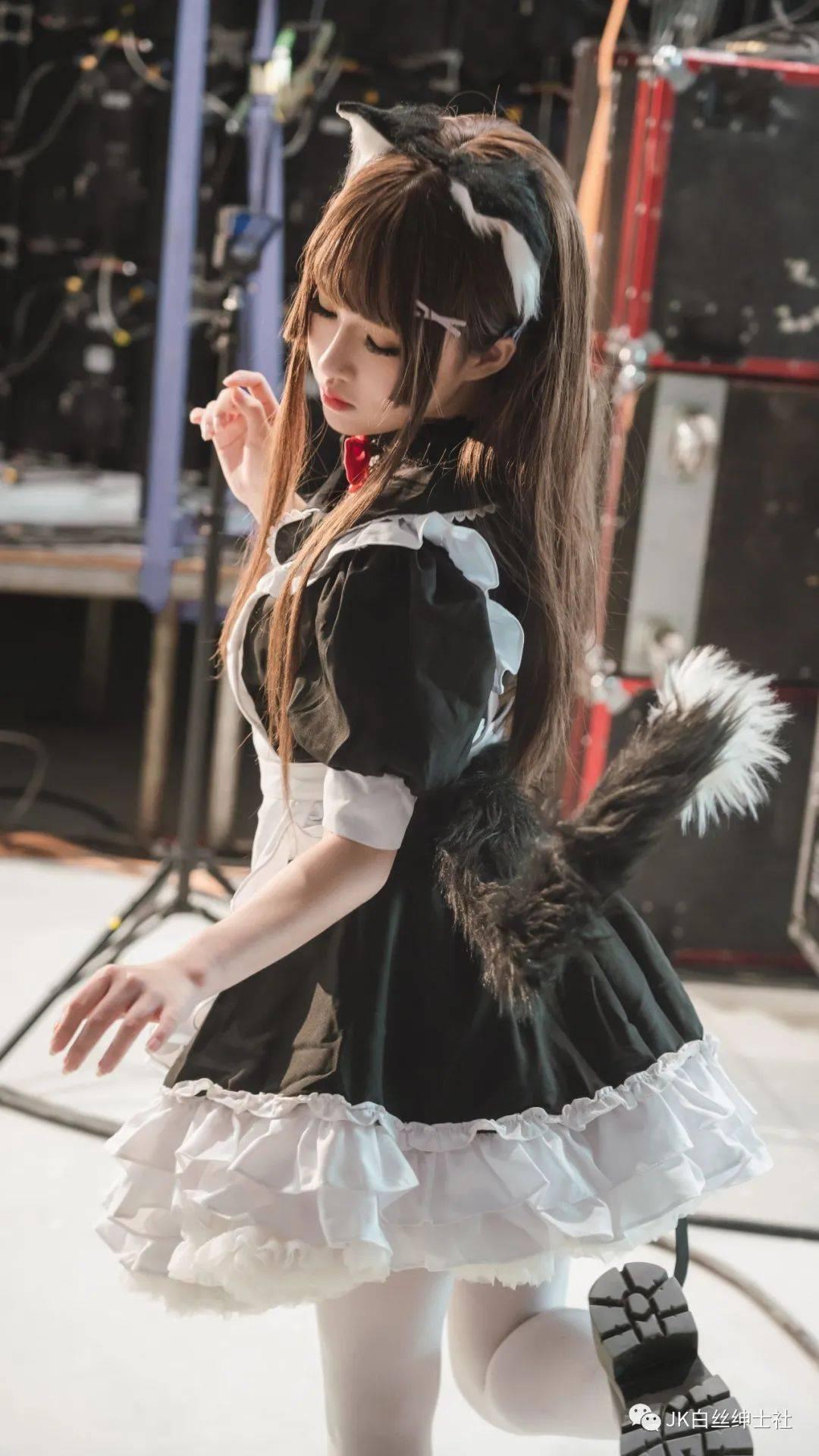 cos:结缘纪漫展返图@苍崎嵐子,谁家的小可爱