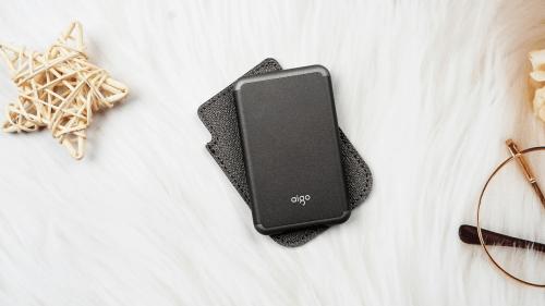 aigo國民好物固態硬盤S7Pro簡評:移動存儲的最優