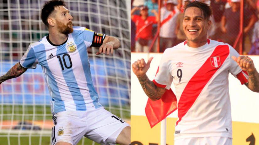世预赛南美区直播:阿根廷vs秘鲁 阿根廷气势如虹,秘鲁客场连败魔咒难除!