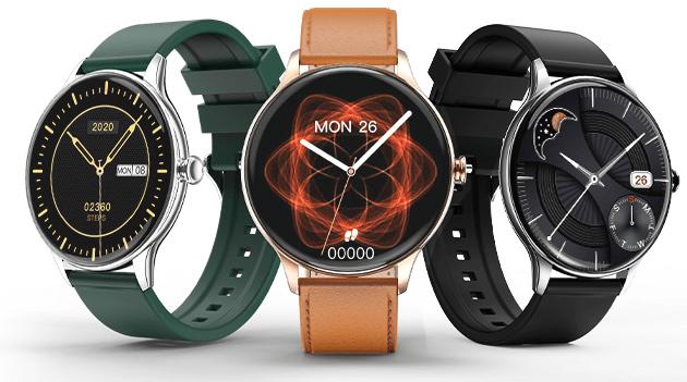 一款让商务人士都想要的运动智能手表-乐视T2