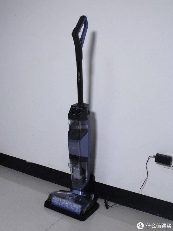 拒绝发臭,自动清洗+烘干——浦力适无线智能洗地机开箱