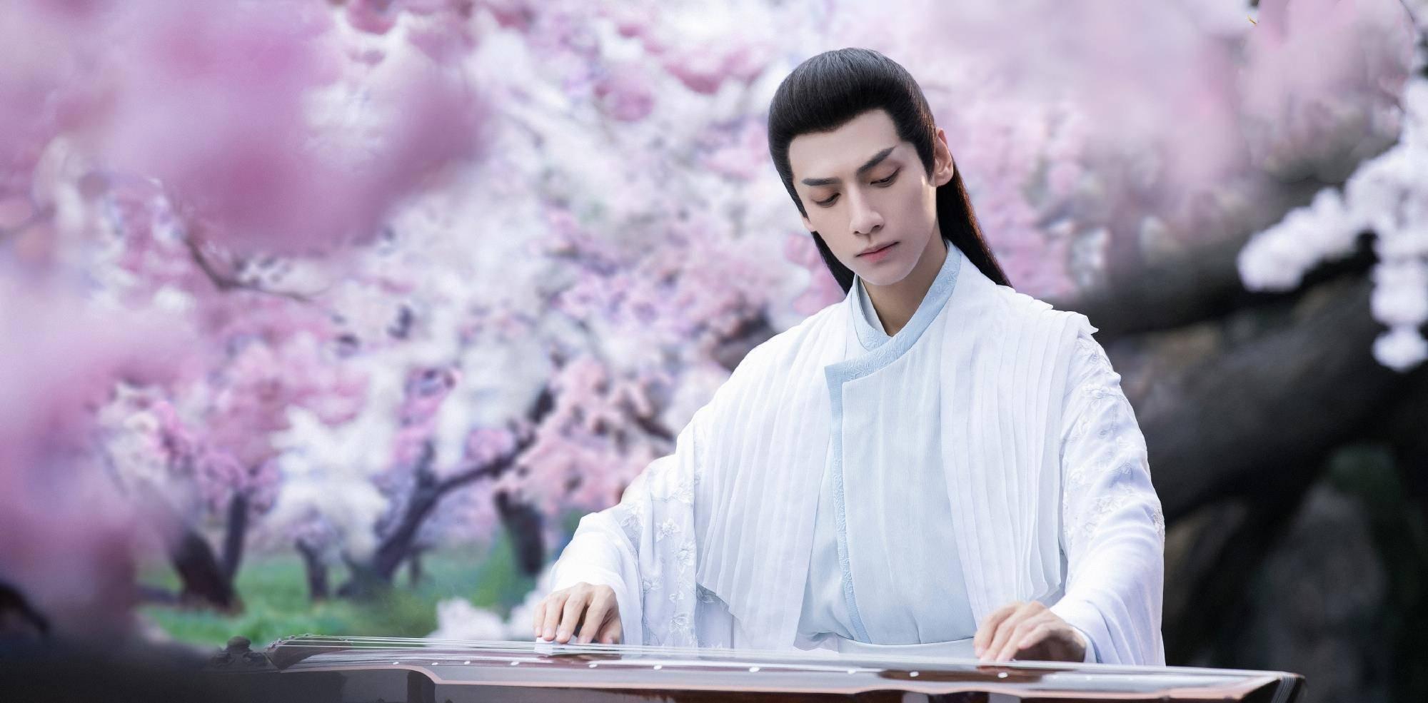 罗云熙的古装扮相为何仙气飘飘?