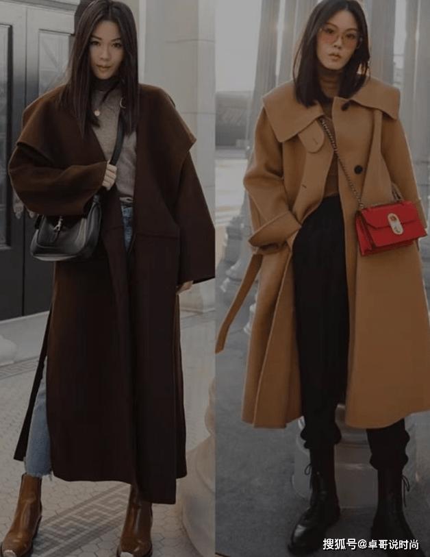 既要风度又要不失温度?秋季大衣穿搭教学,时髦造型的打造指南