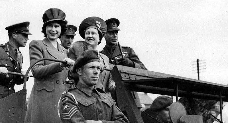 英国人真厉害!二战的时候,这个老大帝国贡献了不小的力量!