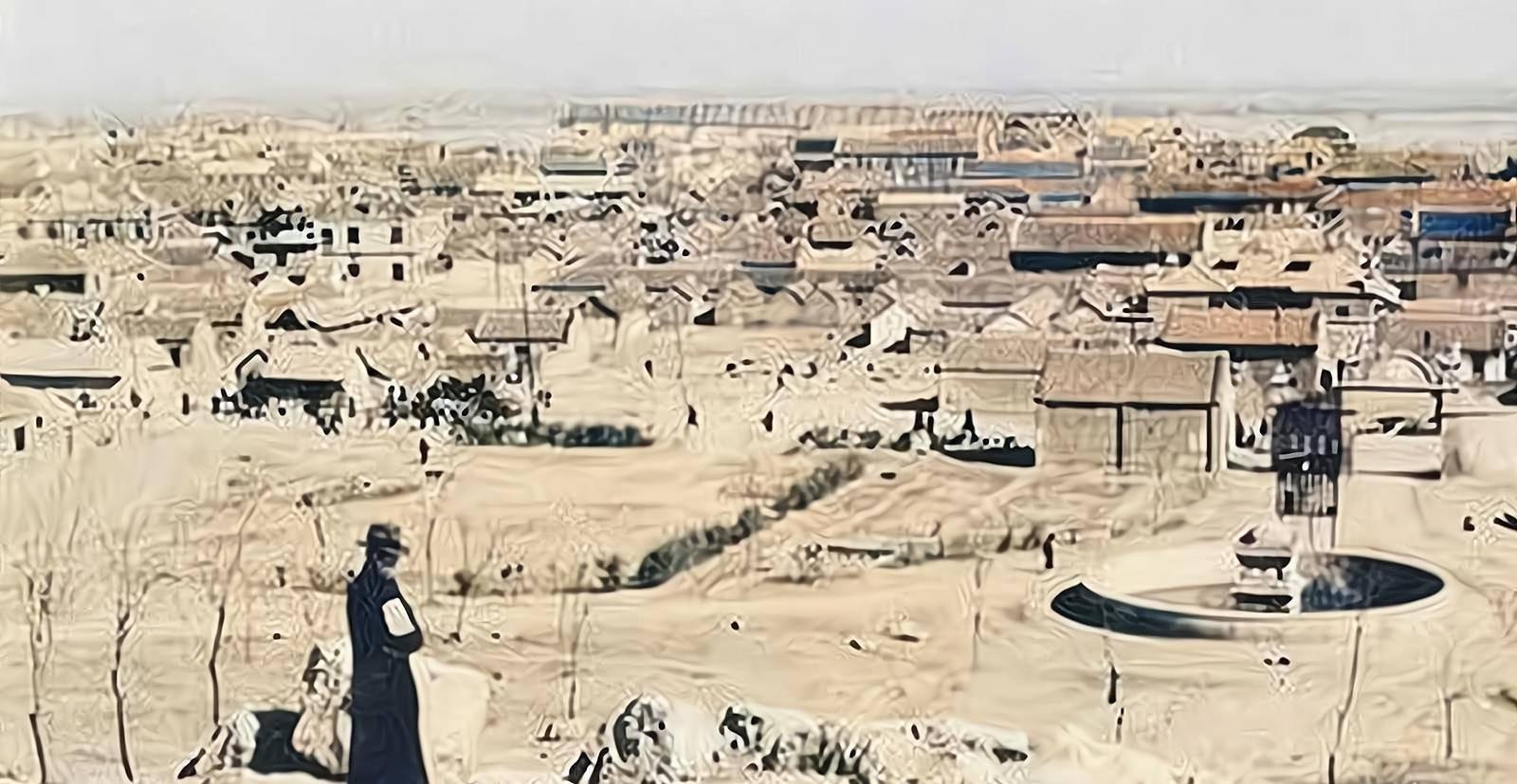 """老照片:1939年的安徽蚌埠,一个""""火车拉来的""""辉煌城市"""